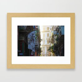 Arte Cubano Framed Art Print