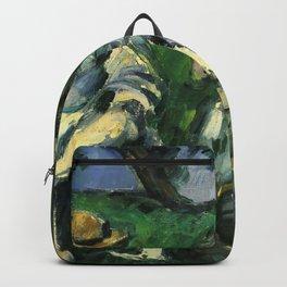 "Paul Cezanne ""The fruit pickers"" Backpack"