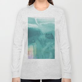 A Tranquil Dream No.1t by Kathy Morton Stanion Long Sleeve T-shirt