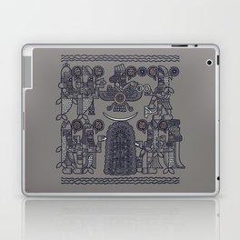 The Seven Fish Demigods of Eridu Laptop & iPad Skin