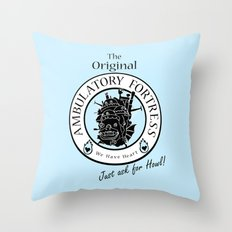 Howl's Moving Castle 2 Throw Pillow