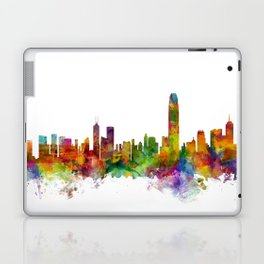 Hong Kong Skyline Laptop & iPad Skin