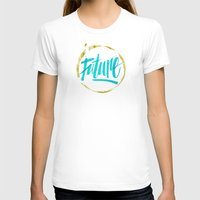 odd future T-shirts featuring Future by GabrieleCigna