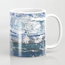 Gray-blue watercolor Coffee Mug