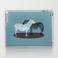 Zebra Embrace Laptop & iPad Skin