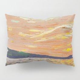 Tom Thomson Smoke Lake Canadian Landscape Artist Pillow Sham