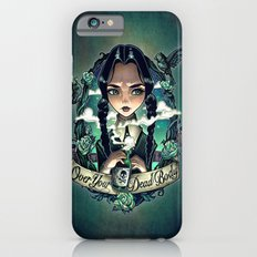 OVER YOUR DEAD BODY iPhone 6s Slim Case