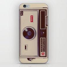 Instamatic iPhone & iPod Skin