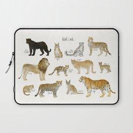 Wild Cats Laptop Sleeve