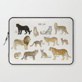 Wild Cats Laptop Sleeve