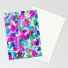 Amaris Magenta Stationery Cards