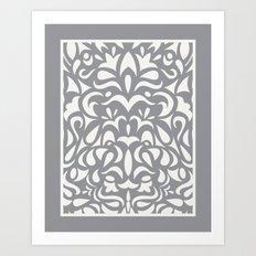 Penguin Classic: Gray Art Print