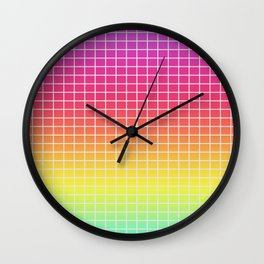 Collors Wall Clock