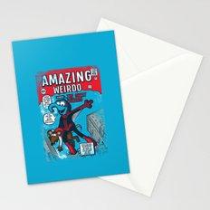 Amazing Wierdo Stationery Cards