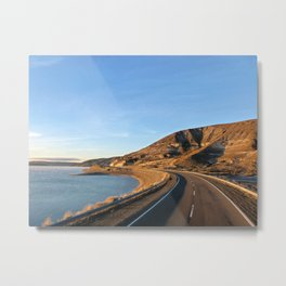 Road to Bariloche Metal Print