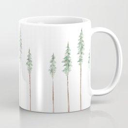 Pine Trees Coffee Mug