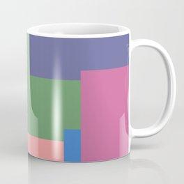 Squares, so many squares Coffee Mug