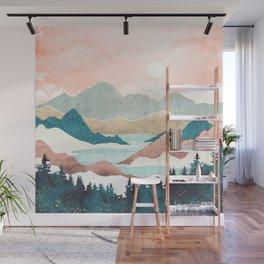 Lake Sunrise II Wall Mural