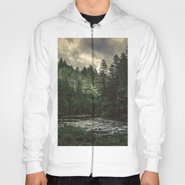 Pacific Northwest River Hoody