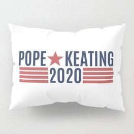 Pope Keating 2020 Pillow Sham