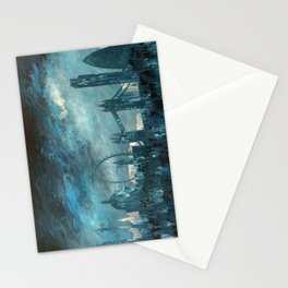 London Night Stationery Cards