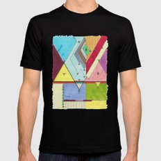 Prism # 1 SMALL Mens Fitted Tee Black