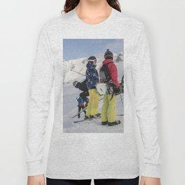 Skiers 2017 Long Sleeve T-shirt