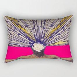 non omnis moriar  Rectangular Pillow
