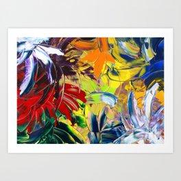 gravity unbound Art Print