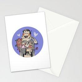 Valentine Kara Stationery Cards