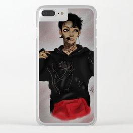 Sehun Clear iPhone Case