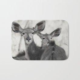 Kudu Bath Mat