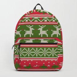 Christmas Pattern V3 Backpack