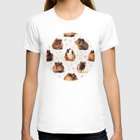guinea pig T-shirts featuring The Essential Guinea Pig by micklyn