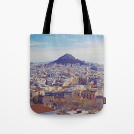 Above the City Tote Bag