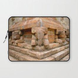Stone Elephants Laptop Sleeve