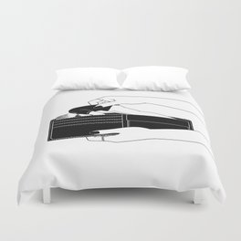 You're my million dollar baby Duvet Cover