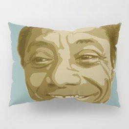 James Baldwin Pillow Sham