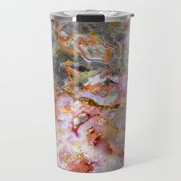 Rainbow Marble 1 Travel Mug