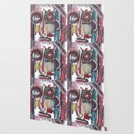 Abastract portrait 17 Wallpaper