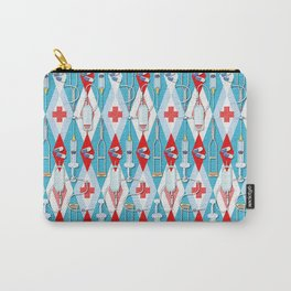 Emergency Medicine Medical Gift For Doctor Nurse Friends! Carry-All Pouch