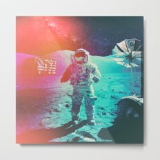 Project Apollo - 3 Metal Print