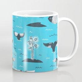 Whale Tails (The Humpback Kind!) Coffee Mug