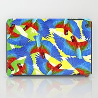 rio iPad Cases featuring RIO PANTS PARTY by Chrisb Marquez