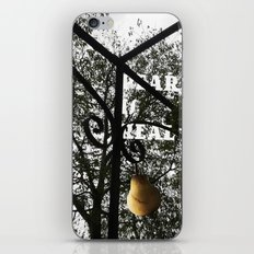 pear is real iPhone & iPod Skin