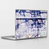 cameras Laptop & iPad Skins featuring Cameras by Sushibird