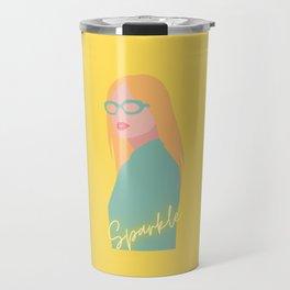 Sparkle, Again Travel Mug