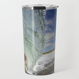 Nica Barrel Travel Mug
