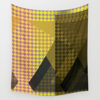 triangle Wall Tapestries featuring Triangle** by Mr and Mrs Quirynen