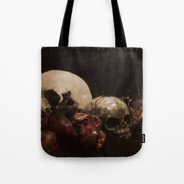 The Ripened Wisdom of the Dead Tote Bag